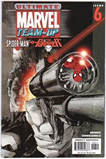 Ultimate Marvel team-up # 6 - Spider-Man and The Punisher