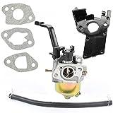 Buckbock Carburetor Carb for Powermate PM0103007 PC0103007 PMC103007 3000 3750 Watt watts 212CC Generator