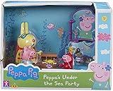 Character - Set Peppa Pig Unicornio Mágico. Set Peppa Pig Día en el Zoo. Set Peppa Pig Fiesta bajo el Mar. Licencia Oficial (Peppa Mar)