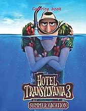 Hotel Transylvania 3 Summer Vacation Coloring book
