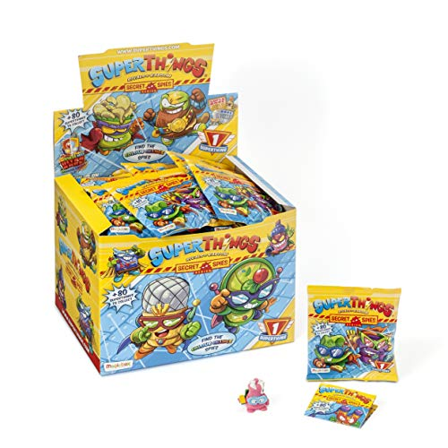 SUPERTHINGS RIVALS OF KABOOM- Caja de 50 Figuras (MagicBox PST6D850IN01)