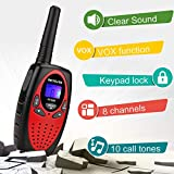 Zoom IMG-2 retevis rt628 walkie talkie bambini