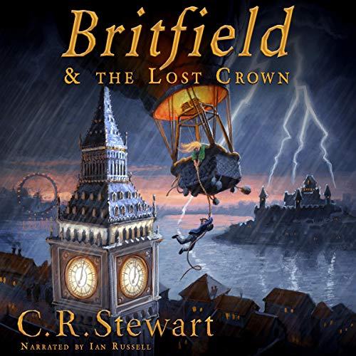 Britfield and the Lost Crown Titelbild
