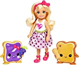 Barbie Dreamtopia Chelsea and Sandwich Friend