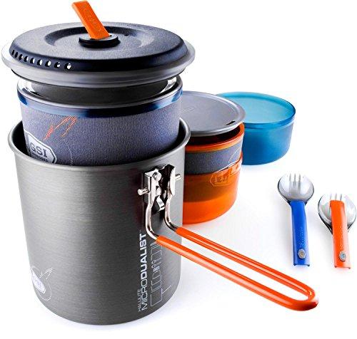 GSI Outdoors 50147 kit de Cuisine, Unisexe Adulte Multicolore, Unique