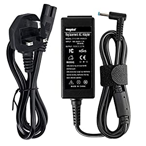 HP 45W Laptop Charger, Sunydeal 19.5V 2.31A 45W New Replacement Laptop Computer Notebook AC Adapter Charger for HP 45W Elitebook Folio, Spectre Ultrabook, Pavilion Touchsmart and More(4.5x 3mm)