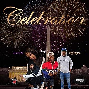 "Celebration (feat. Chugaloo Roc, Latina & ""Sett"")"