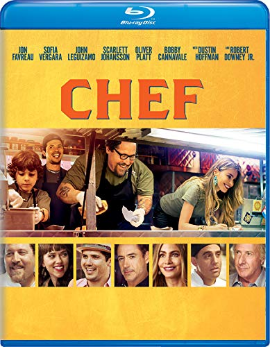 CHEF BD NEWPKG1 [Blu-ray]