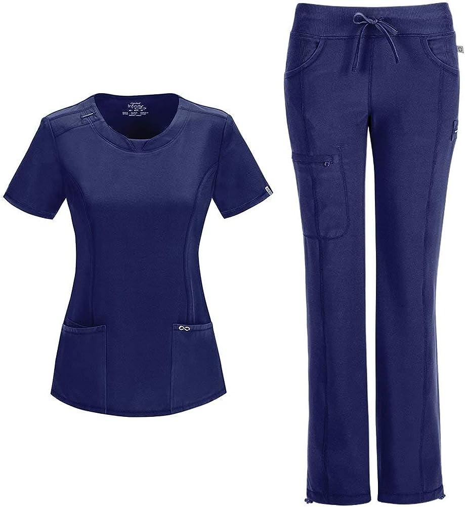 CHEROKEE Infinity Women's Medical Uniforms Scrub Rou Ranking TOP10 2624A - Set 25% OFF