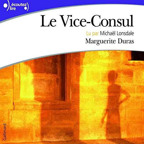 Le Vice-Consul audiobook cover art