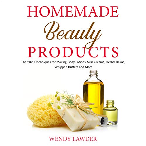 Homemade Beauty Products  By  cover art