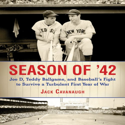 Season of '42 audiobook cover art