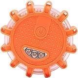 AVASAGS 2 Pack LED Warnleuchten Warnlicht, Auto EIN/Aus...