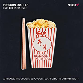 Popcorn Sushi