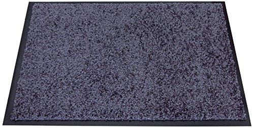 Miltex Felpudo Eazy Care, Gris, 40 x 60 cm