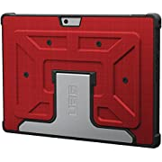 UAG Microsoft Surface Pro 3 Feather-Light Composite [RED] Aluminum Stand Military Drop Tested Case