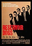 My Little Poster Post Reservoir Dogs Filmplakat Wandkunst