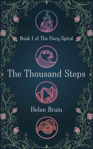 The Thousand Steps (The Fiery Spiral)