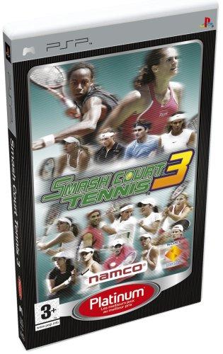 Third Party - Smash court tennis 3 - platinum Occasion [ PSP ] - 0711719471257