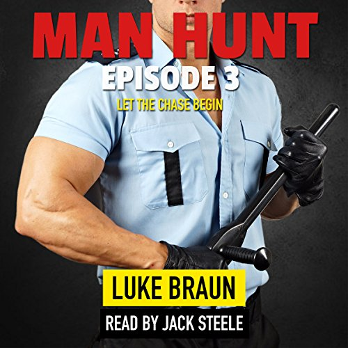 Man Hunt: Episode 3 audiobook cover art