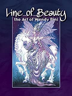 Line of Beauty: The Art of Wendy Pini