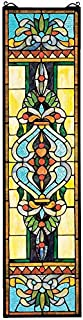 Best stained glass transom designs Reviews
