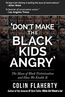 angry black kid