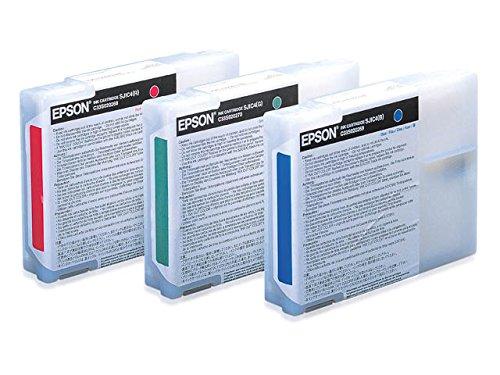 Epson C33S020268 inktcartridge rood voor laserprinter TM-J2100