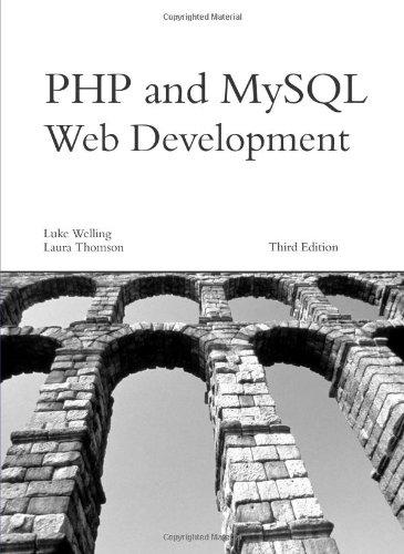 PHP and MySQL Web Development, w. CD-ROM (Developers Library)