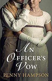 An Officer's Vow (Gentlemen Book 2) by [Penny Hampson]