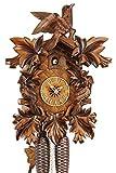 Eble Horloge coucou mécanique en bois véritable avec certificat VDs 39 cm - 38-07-12-80