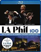 ロス・フィル 創立100周年 ガラ・コンサート (LA Phil 100 ~ The Los Angeles Philharmonic Centennial Birthday Gala from Walt Disney Concert Hall / Gustavo Dudamel | Zubin Mehta | Esa-Pekka Salonen) [Live] [日本語帯・解説付]