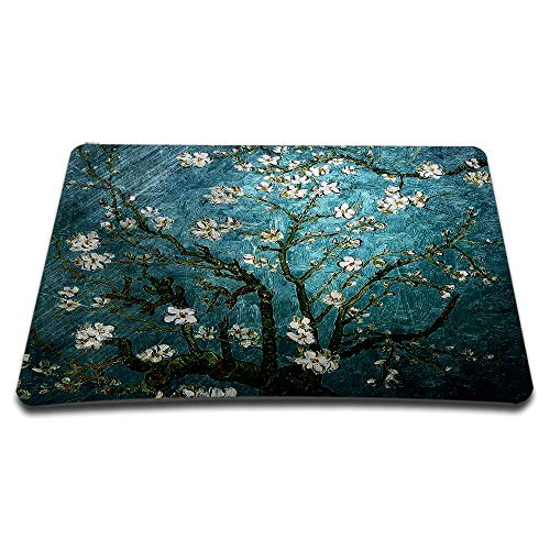 ICOLOR Computer Optical Neoprene Mousepad PC Mouse Mat Mice Pad Silicone Mouse Pad (Van