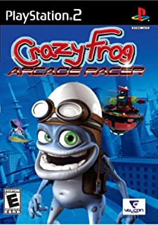 Crazy Frog Arcade Racer - PlayStation 2