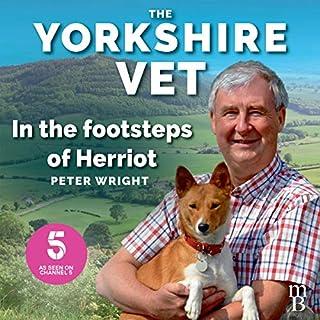 The Yorkshire Vet audiobook cover art