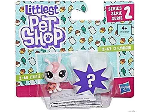 Littlest Pet Shop–Littles PEP Pet Pack 2(Hasbro b9389eua)