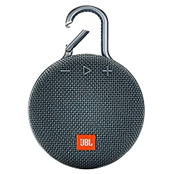 JBL Clip 3 Ultra-Portable Wireless Bluetooth Speaker