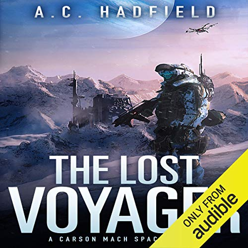 The Lost Voyager Titelbild