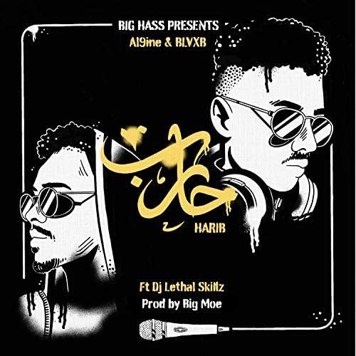Big Hass feat. Al9ine, Blvxb, DJ Lethal Skillz & Big Moe