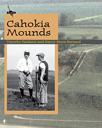 Cahokia Mounds (Digging for the Past) (English Edition)