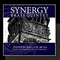 Masterworks for Brass: Music of the Baroque and Renaissance (US Import) by Bobby Thorp (trumpet 1)