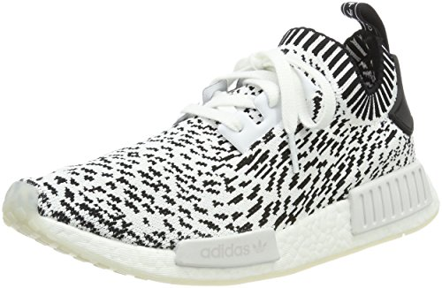 Adidas NMD R1 Primeknit, basketbalschoenen, heren