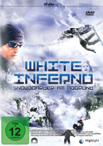 White Inferno - Snowboarder am Abgrund