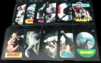 1985 Topps Baby The Movie Sticker Card Set (11) NM/MT