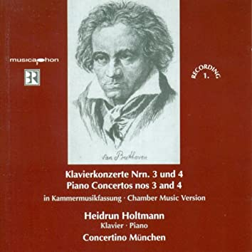 Beethoven, L. Van: Piano Concertos Nos. 3 and 4