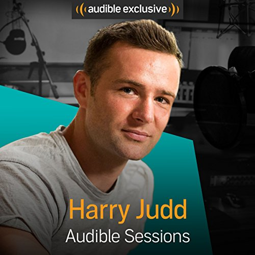 Harry Judd audiobook cover art