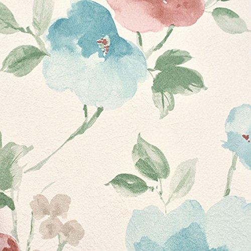 生のり付き壁紙 クラシック花柄セレクション/リリカラ V-WALL (販売単位1m) LV-6248