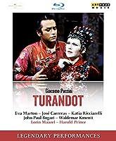 プッチーニ:歌劇「トゥーランドット」[Blu-ray]