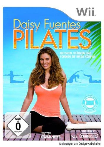 Daisy Fuentes Pilates [Importación alemana]