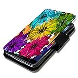 sw-mobile-shop Book Style Flip Handy Tasche Case Schutz Hülle Schale Motiv Etui für Wiko Rainbow Up - Flip X9 Design5